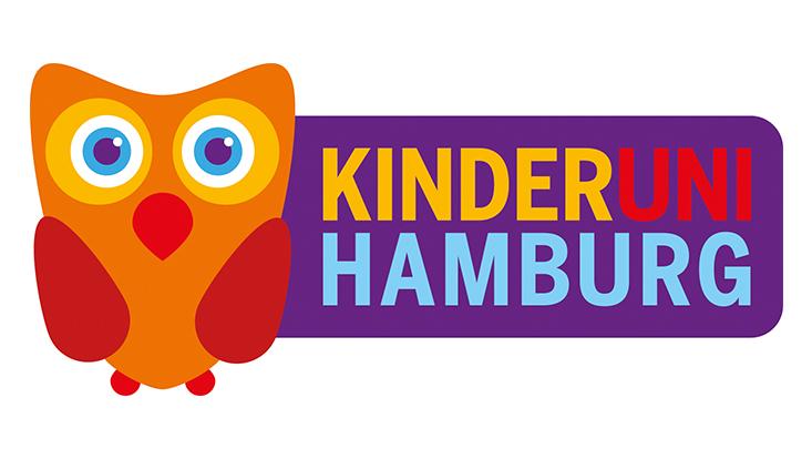 Logo der Kinder-Uni Hamburg
