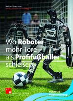 Die Hamburg Bit-Bots: Studierende bauen Fußballroboter