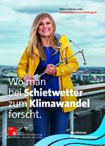 Sarah Wiesner: Was macht der Klimawandel mit Hamburg? Und warum haben wir so oft Schietwetter?