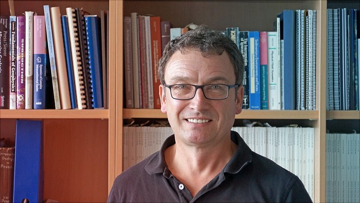 Prof. Dr. Ulrich Riller