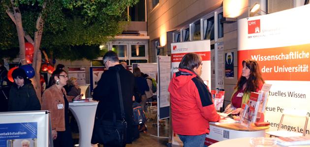 Lange Nacht des Wissens 2013
