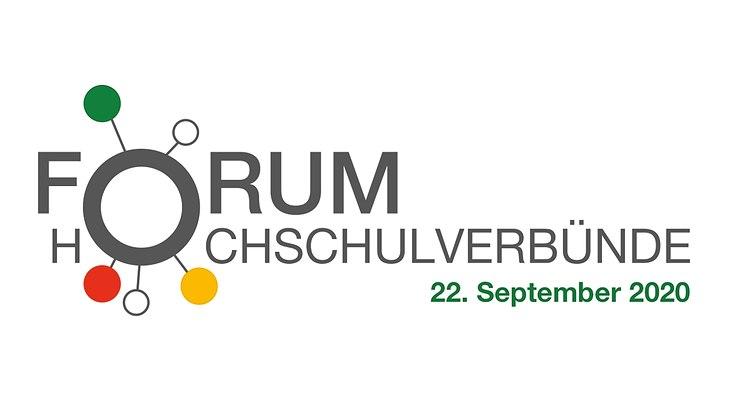 Das Logo des Forums Hochschulverbünde