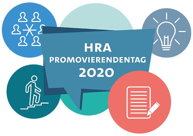 Key Visual des Promovierendentags 2020