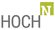 The logo of the HochN initiative.