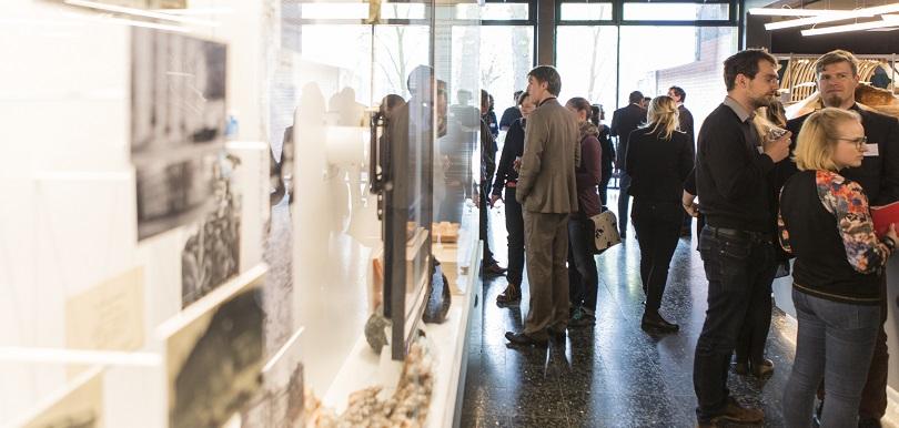 Ausstellung neues Foyer