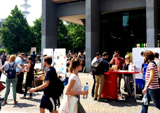 Deutsche Aktionstage Nachhaltigkeit 2016