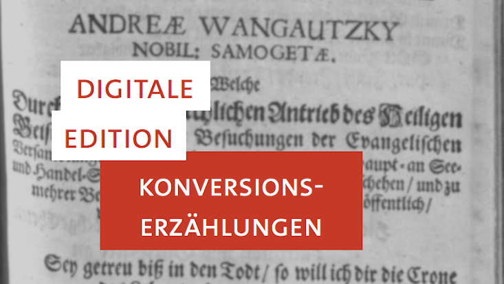 Digitale Edition Konversationserzählungen