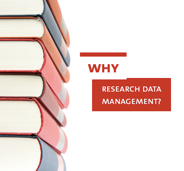 Why Research Data Management?