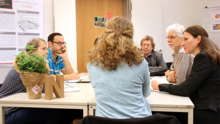 HSDS Konferenz Besprechung Workshop