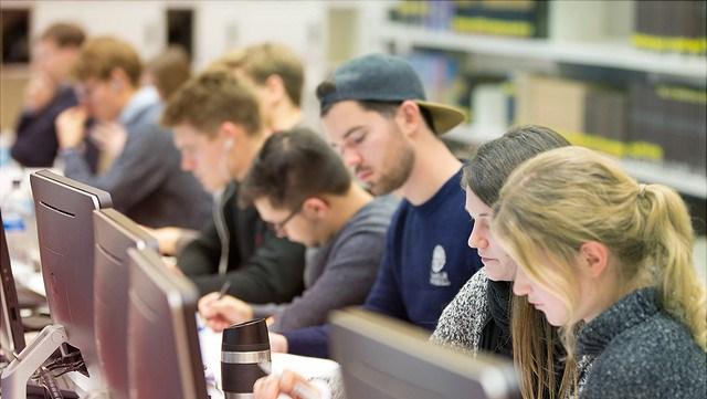 Studierende in StaBi