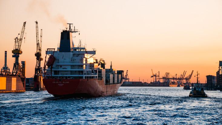 Schiffe Hafen