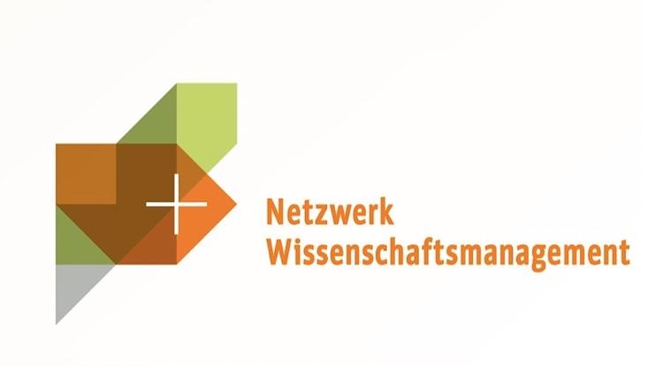 Logo des Netzwerkes Wissenschaftsmanagment