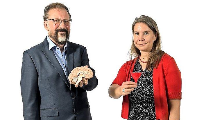 Erziehungswissenschaftler Prof. Dr. André Zimpel und die Kommunikationswissenschaftlerin Prof. Dr. Katharina Kleinen-von Königslöw erklären, wie wir Informationen aufnehmen und wie viele wir brauchen.