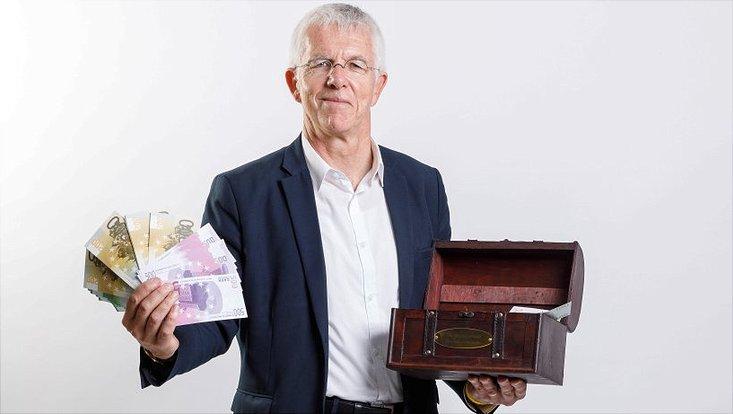Ökonom Prof. Dr. Thomas Straubhaar von der Universität Hamburg