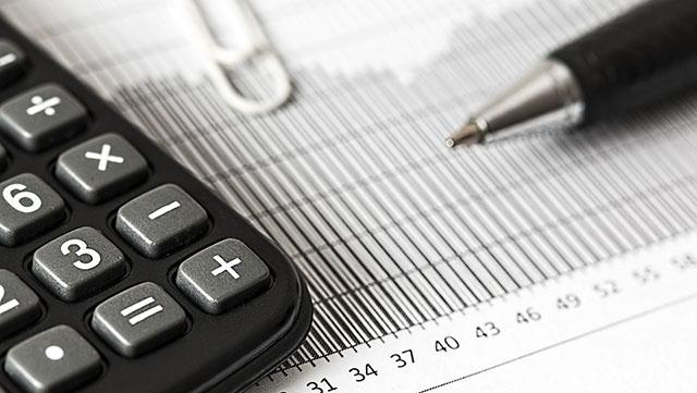 Finanzierung Taschenrechner