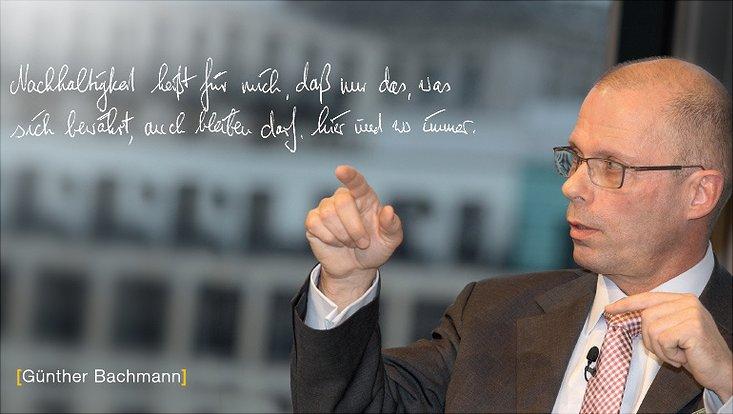 Foto Prof. Günther Bachmann
