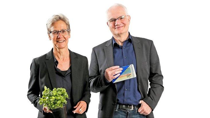Dr. Susanne Krasmann, Professorin für Soziologie an der Uni Hamburg und Politikwissenschaftler Dr. habil. Martin Kahl