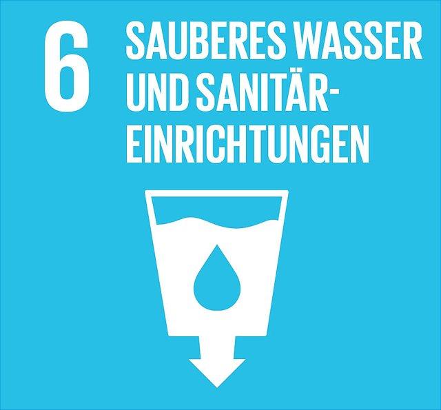 Abbildung SDG 6
