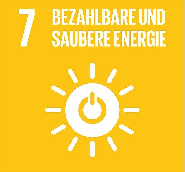 Abbildung SDG 7
