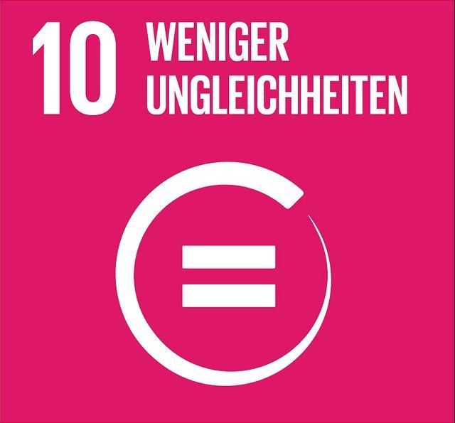 Abbildung SDG 10