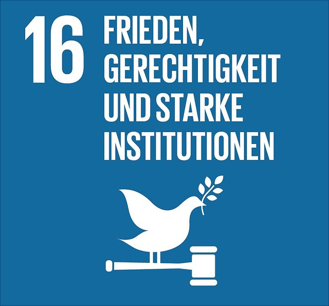 Abbildung SDG 16