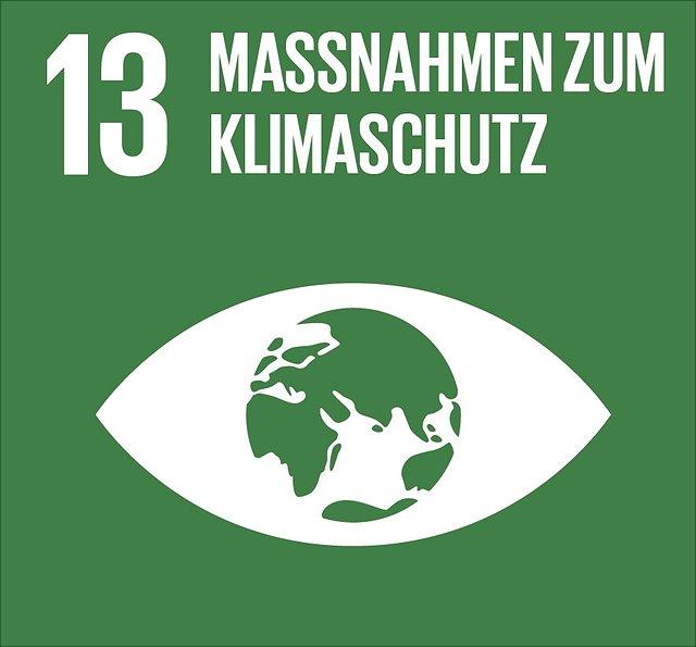 Abbildung SDG 13