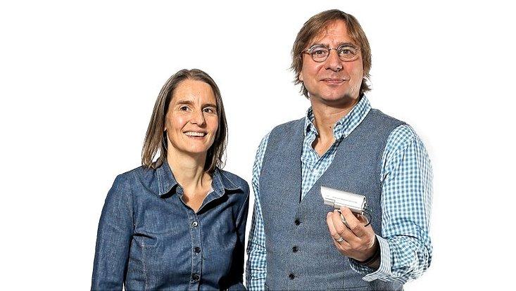 Psychologin Prof. Dr. Tania Lincoln und Kriminologe Dr. Nils Zurawski
