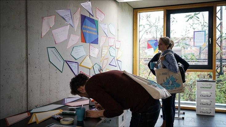 barcamp WissenSCHAFFTkarrieren der Hamburg Research Academy