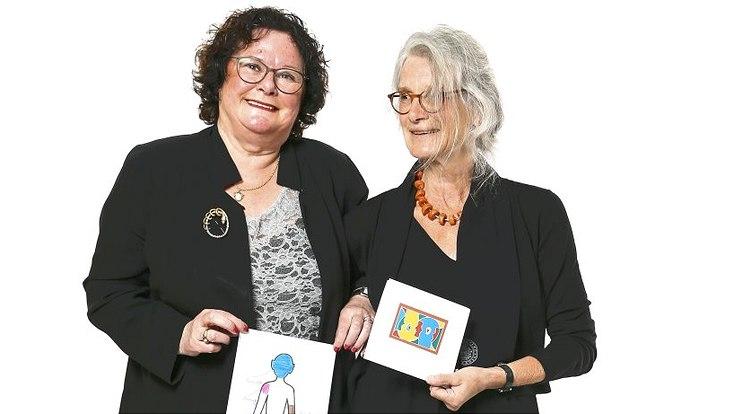 Erziehungswissenschaftlerin Prof. Dr. Dr. h.c. mult. Ingrid Gogolin und Sprachwissenschaftlerin Prof. Dr. Angelika Redder