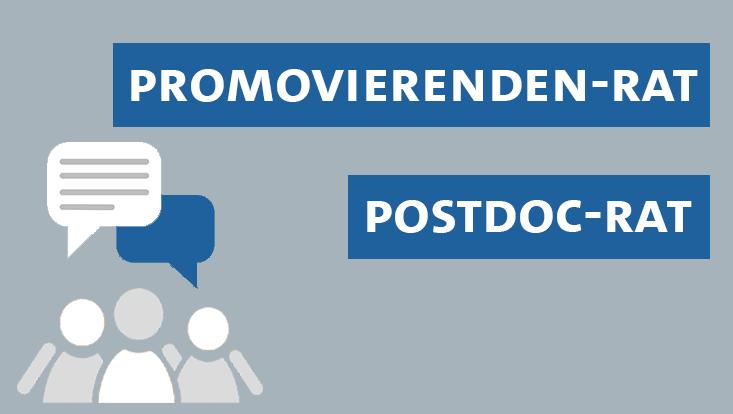 Promovierenden-Rat und Postdoc-Rat