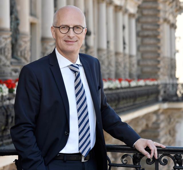 Erster Bürgermeister, Peter Tschentscher