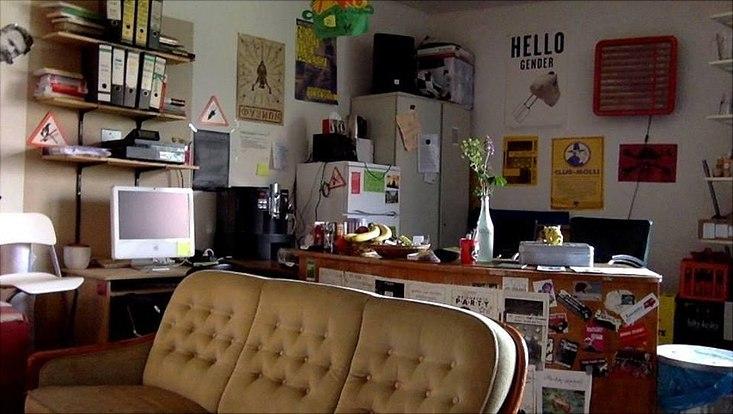 Hier ist ein Bild des Freiraums Cafe Creisch zu sehen