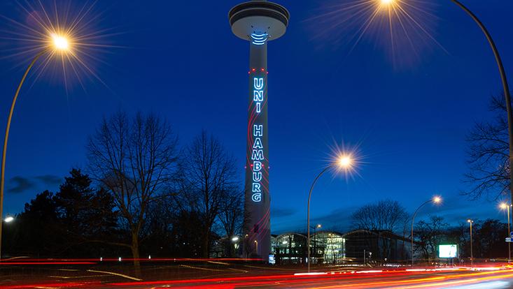 Der Telemichel gratuliert zum Jubiläum der Uni Hamburg