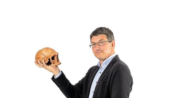 Evolutionsbiologe Prof.Dr. Matthias Glaubrecht