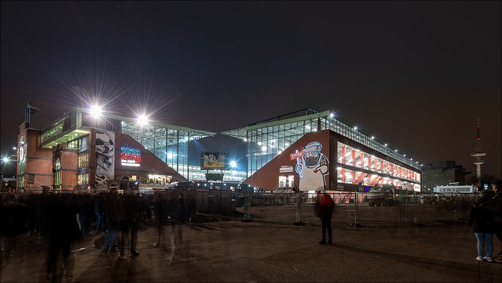 Jubiläumsgrüße vom FC St. Pauli