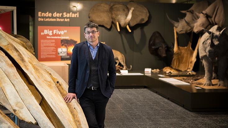Glaubrecht Ausstellungseröffnung