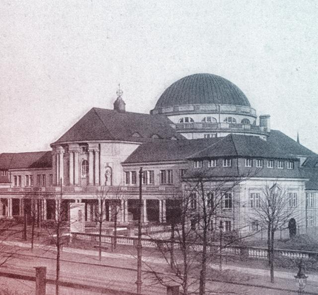 ESA Hauptgebäude 1911
