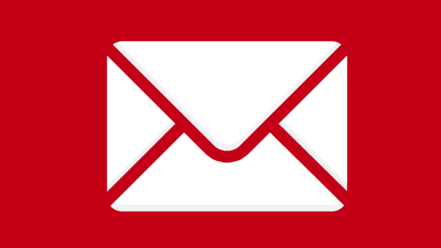 Bild eines Briefes als Symbolbild für eine E-Mail