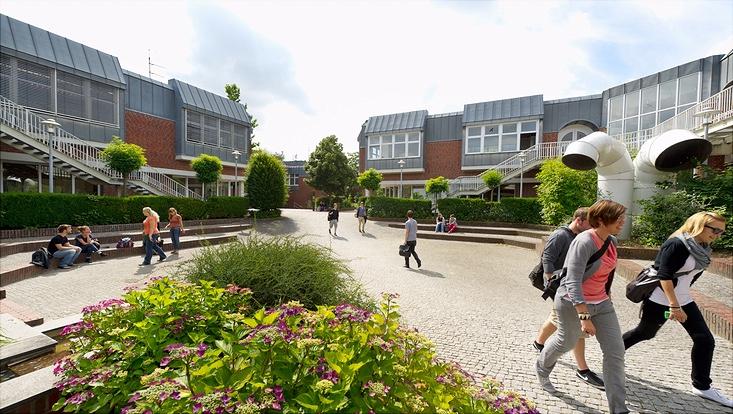 Campus der Uni Vechta