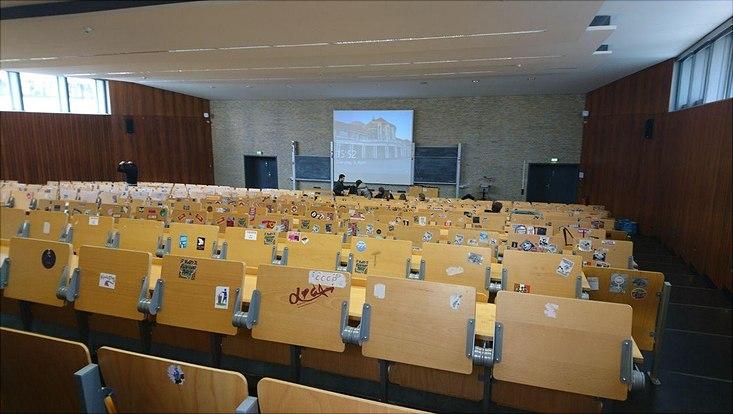 Sitzungssaal StuPa