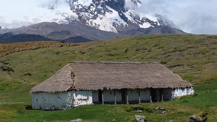 Humboldts Schutzhütte