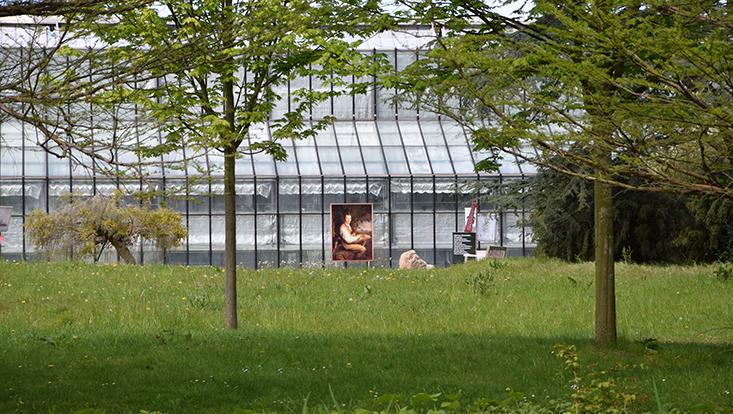 Humboldt Sonderausstellung Botanischer Garten