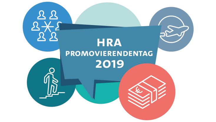 Logo HRA Promovierendentag 2019