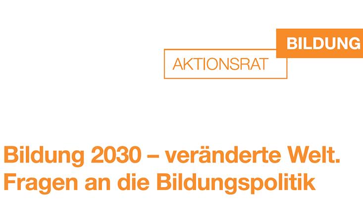 Logo Aktionsrat Bildung