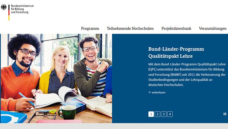 QPL-Website