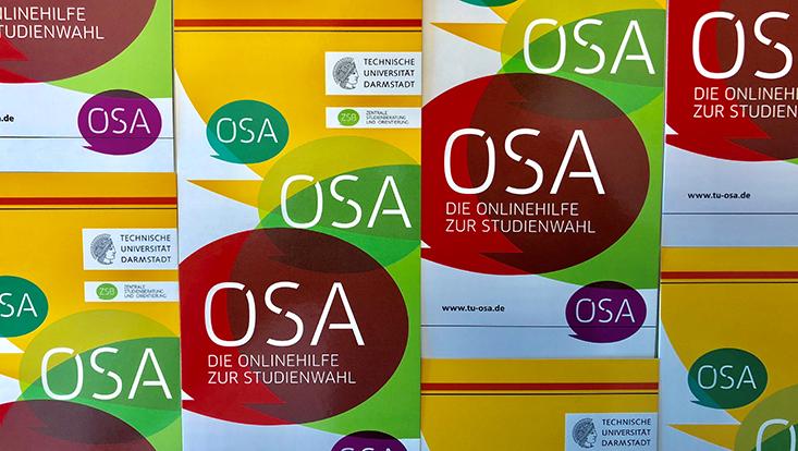 OSA-Logo der TU Darmstadt