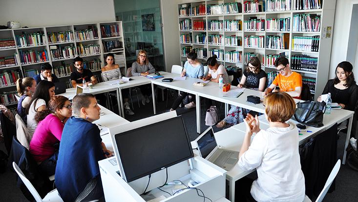 Französisch-Kurs mit Dozentin Dr. Valérie Le Vot