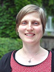 Foto der UK-Mitarbeiterin Fridrun Freise