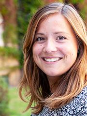 Porträtbild Lara Fricke