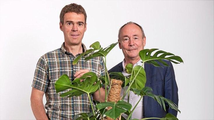 Dr. Gunnar Liedtke (l.) und Prof. Dr. Ulrich Gebhard